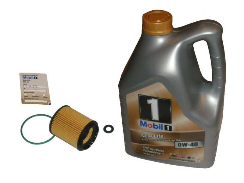 Lwechsel set mobil1 0w 40 gt manufaktur for Interieursuisse stellen
